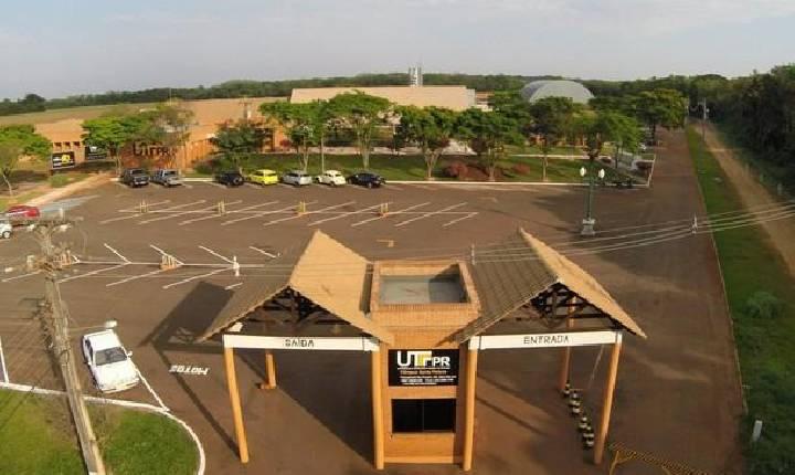 Ainda restam vagas para os 3 cursos do campus da UTFPR em Santa Helena