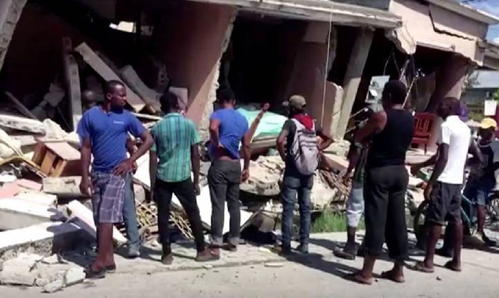Balanço de mortos no Haiti quase duplicou em 24 horas