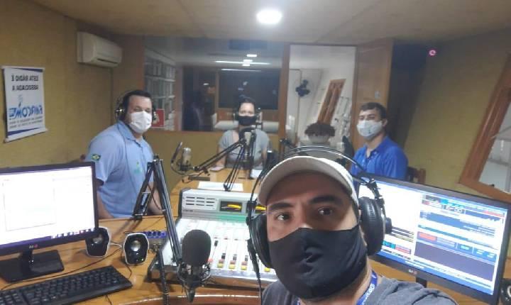 Com você Agricultor (IDR Paraná) - Com Thadeu Roque Jr. (Zootecnista Biolabore) 11/05/21