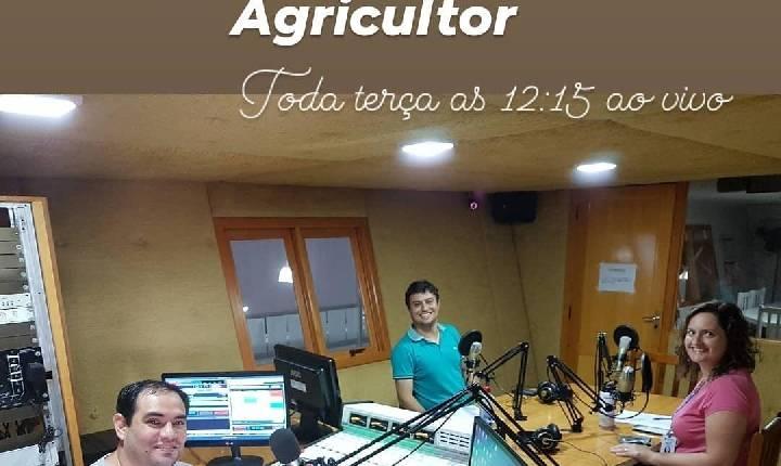 Com você Agricultor (IDR Paraná Emater/Iapar) - 27/04/2021 - Entrevista com Flavio Back, Sind. dos Trab. Rurais de SH.