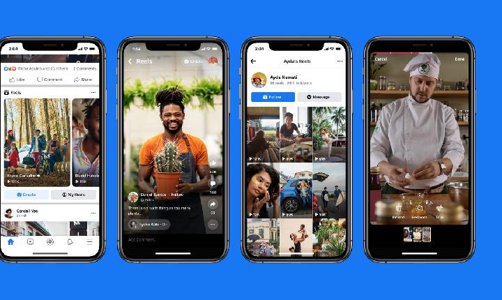 Depois do Instagram, Reels começa a ser testado no Facebook
