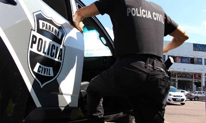 Durante operação contra o tráfico de drogas, Polícia Civil prende indivíduo com mandado de prisão em aberto