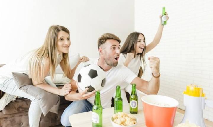 Futebol na TV: a programação dos jogos desse final de semana