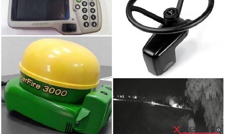 Ladrões furtam equipamentos avaliados em R$40 mil em Sub Sede
