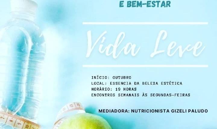 Manhã Comunitária - Entrevista com a Nutricionista Gizele Paludo - Grupo presencial de emagrecimento, saúde e bem estar