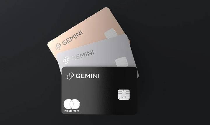Mastercard e Gemini lançam cartão de crédito com recompensas em criptomoedas