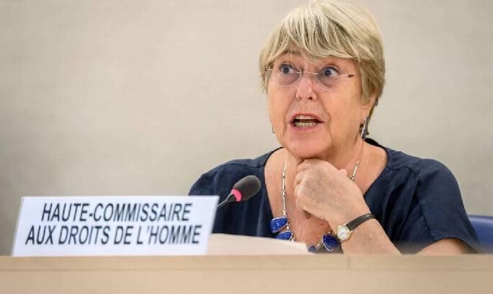 Na ONU, Bachelet expressa 'sérias preocupações' com a situação dos direitos humanos no Brasil