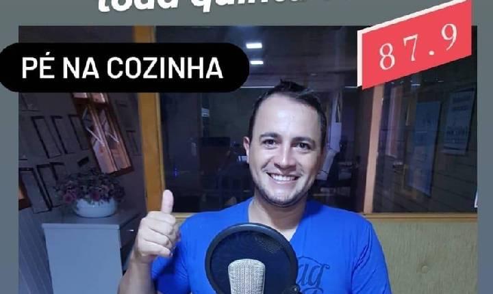 Pé na Cozinha - com Cheff Andrade - Receita de Donuts - 13/05/21