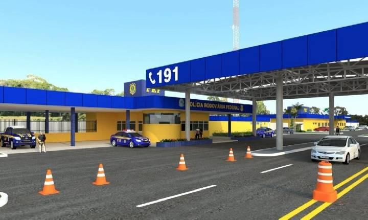 PRF terá nova Unidade Operacional na BR-277, em São Miguel do Iguaçu