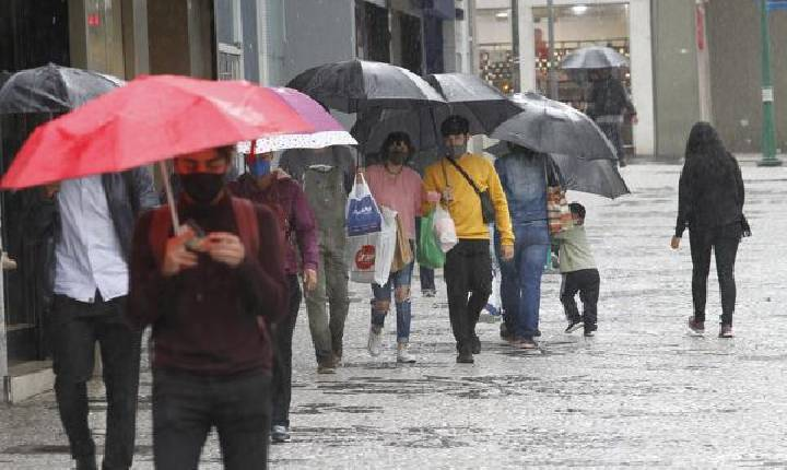 Temperaturas caem em todo o Paraná, mas Dia das Mães deve ser mais quente