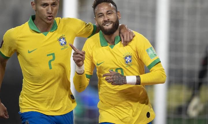 Terça de futebol tem jogos da seleção e também da Copa do Brasil