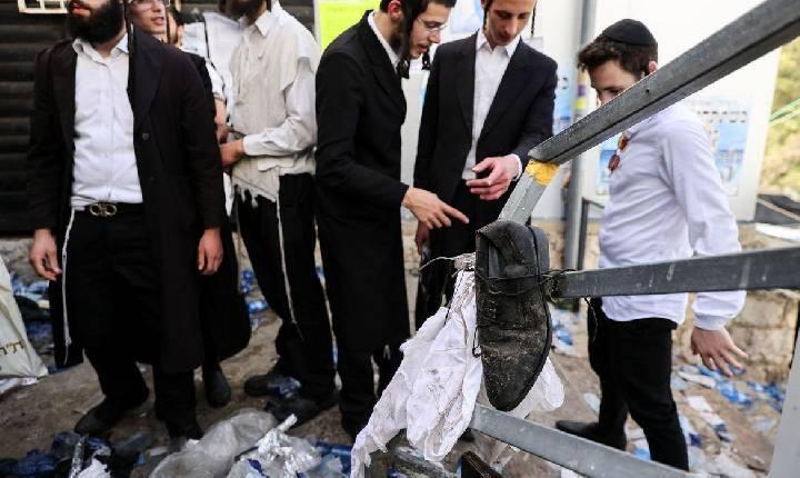 Tumulto em festival religioso deixa 44 mortos no norte de Israel