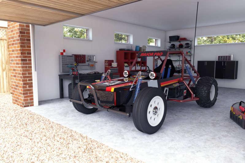 Conheça o Wild One Max, carro de controle remoto com tamanho (e preço) de automóvel real